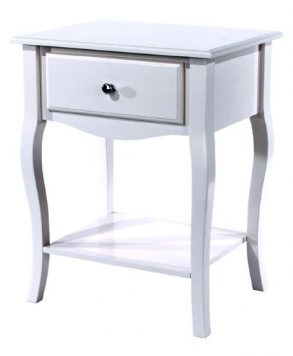 Options Cabriole 1 Drawer Bedside